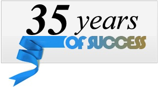 25 Years of success